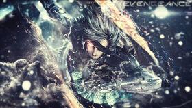 Video Game metal gear rising- revengeance 404409