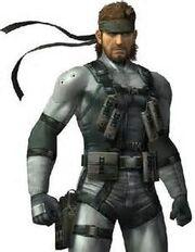 Solid Snake SSBB