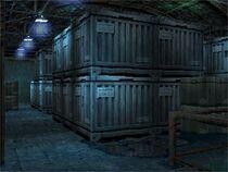 Dock 3 (Metal Gear Solid)