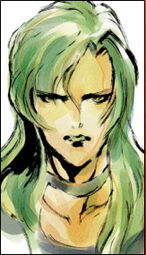 Sniper Wolf face