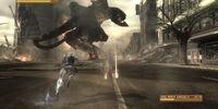 Metal Gear Rising: Revengeance Walkthrough/R-00: Guard Duty