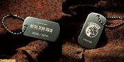 JP PW LE dog tags
