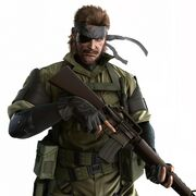 Kojima tweets picture of Snake rendered in FOX Engine, Young Snake ...