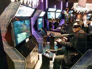 Metal Gear Arcade AOU 2010