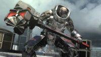 Cyborg (Heavily Armed) ready 01