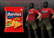 Item doritos
