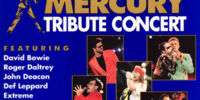 The Freddie Mercury Tribute Concert (video)