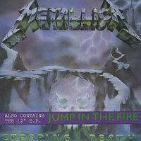 Creeping Death-Jump in the Fire (CD)