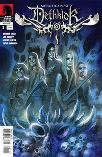 Metalocalypse comic 1 EP
