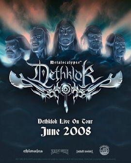 Dethklok-on-tour