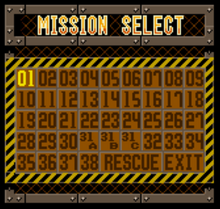 TequilaMissionSelect MS2ndM