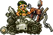 Base Metal Slug Charge Level