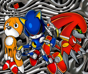 Team Metal Sonic2