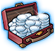 Small Box of Silver