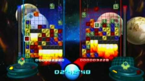 Meteos Wars - Mission Mode 2-3 - Luna=Luna