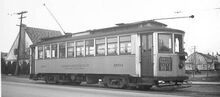 BPT. - STRATFORD CT TROLLEY