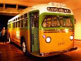 EXACT LIKENESS TO BPT. AUTO TRANSIT's SHORT GM 'OLD LOOK' BUSES BEFORE mid-1970S