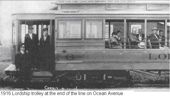 File:1918 LORDSHIP-BRIDGEPORT TROLLEY AT OCEAN AVE. TERMINUS.PNG