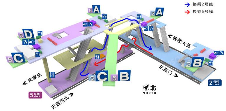 Yonghegong Lama Temple BJ map