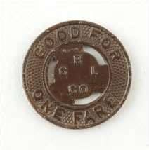 CR & L BUS TOKEN