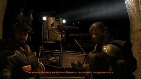 "Metro 2033 (Stealth hardcore challenge walkthrough) Chapter 4 ""Trolley Combat"""