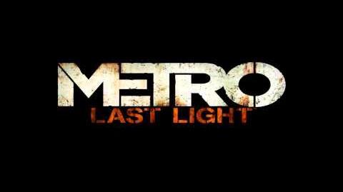 Metro Last Light Soundtrack - No One Walks Here-0