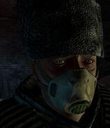 Maska Przeciwgazowa (Respirator + Papacha)