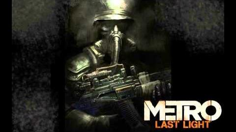 Metro Last Light OST - Mutant Boss Battle