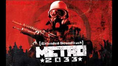 Metro 2033 Extended Soundtrack 15 - Black Ambience