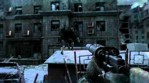 Metro 2033 (Action hardcore challenge walkthrough) Dead City 1