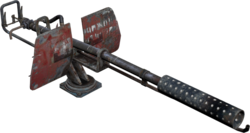 Flamethrower isometric M2033