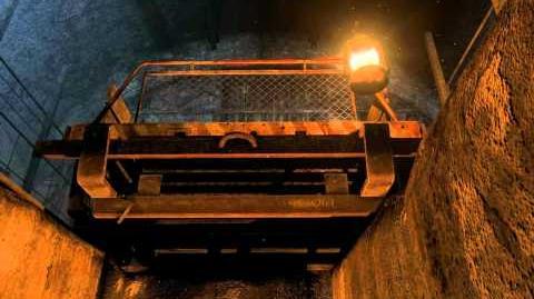 Metro 2033 (Stealth hardcore challenge walkthrough) Chapter 3 Armory