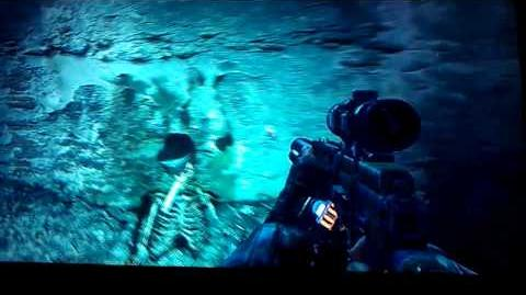 Metro 2033 redux easter egg. Sgt Pepper skeleton