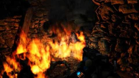 Metro Last Light (Ranger Hardcore Pacifist Walkthrough) Undercity (Through hell)