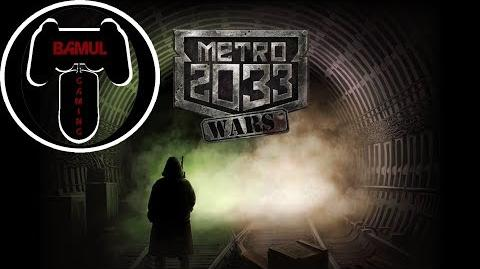 Review Metro 2033 Wars might be for you, if..