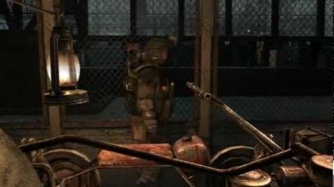 Metro 2033 (Stealth hardcore challenge walkthrough) Chapter 5 Polis