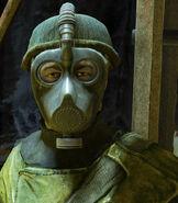 Maska Przeciwgazowa (Hanza 3)