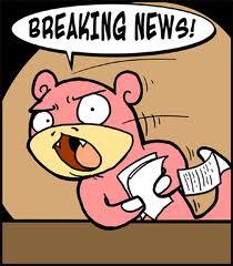Slowpoke news
