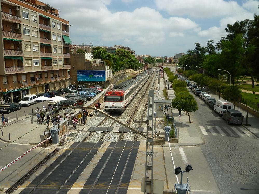 Sant feliu de llobregat wiki metro de barcelona fandom - Temperatura sant feliu de llobregat ...