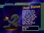 Chozo Statue