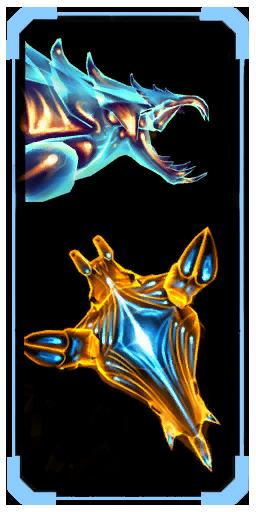 Parasite Queen head scanpic