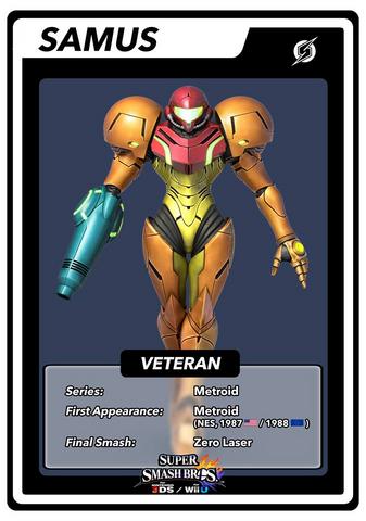 File:Samus Veteran SSB4 card.png