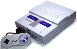 Super Nintendo Entertainment System-USA