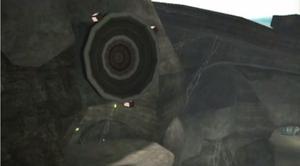 Kinetic Orb target