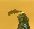 Space Pirate Assault Skiff