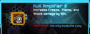 AUX Amplifier