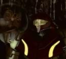 Metroid-Larve