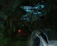 Overgrown Cavern
