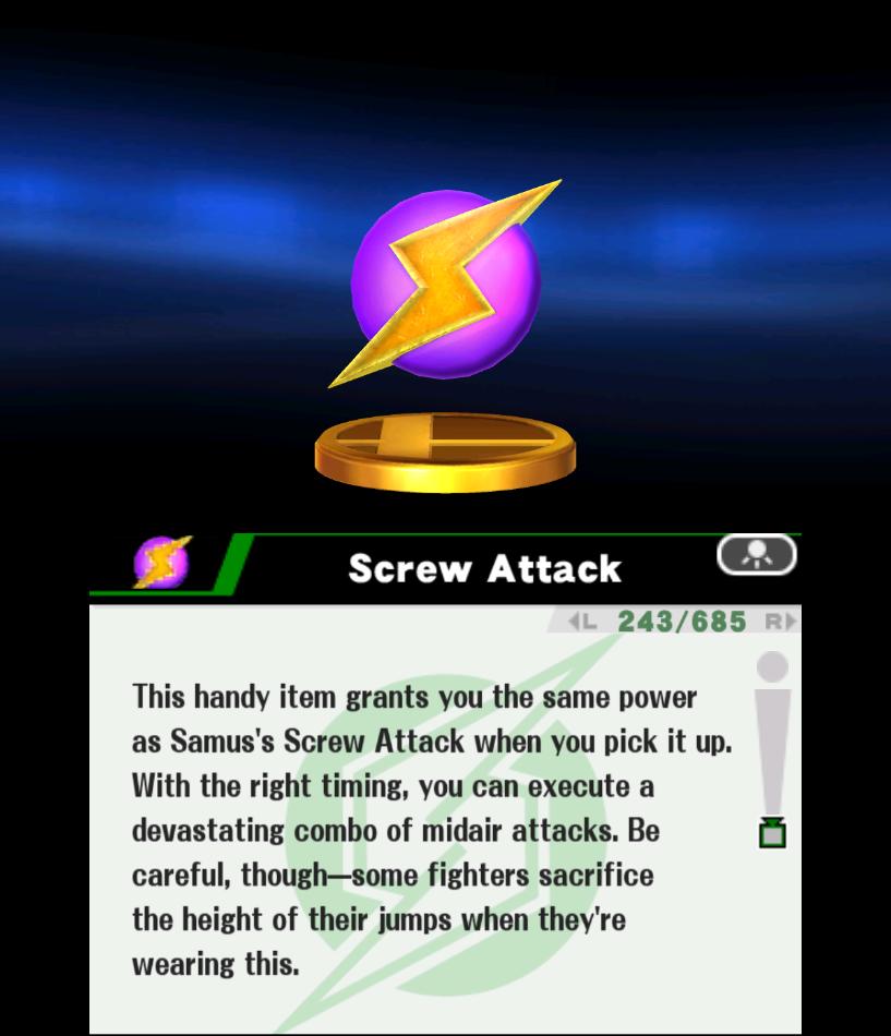 SSB43DSTrophyScrewAttack