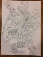 Steven Butler Metroid artwork 1